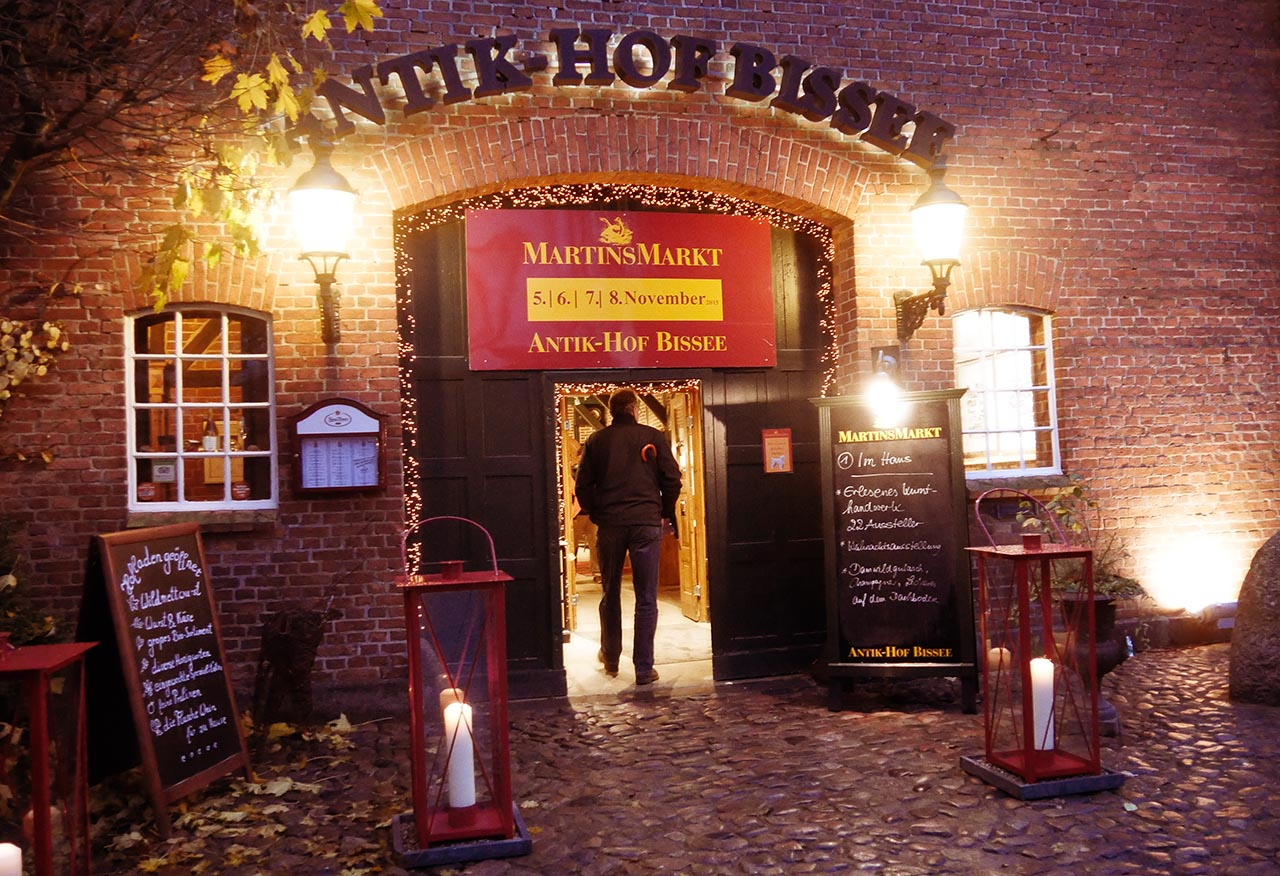 Hotel Hof Galerie Sylt