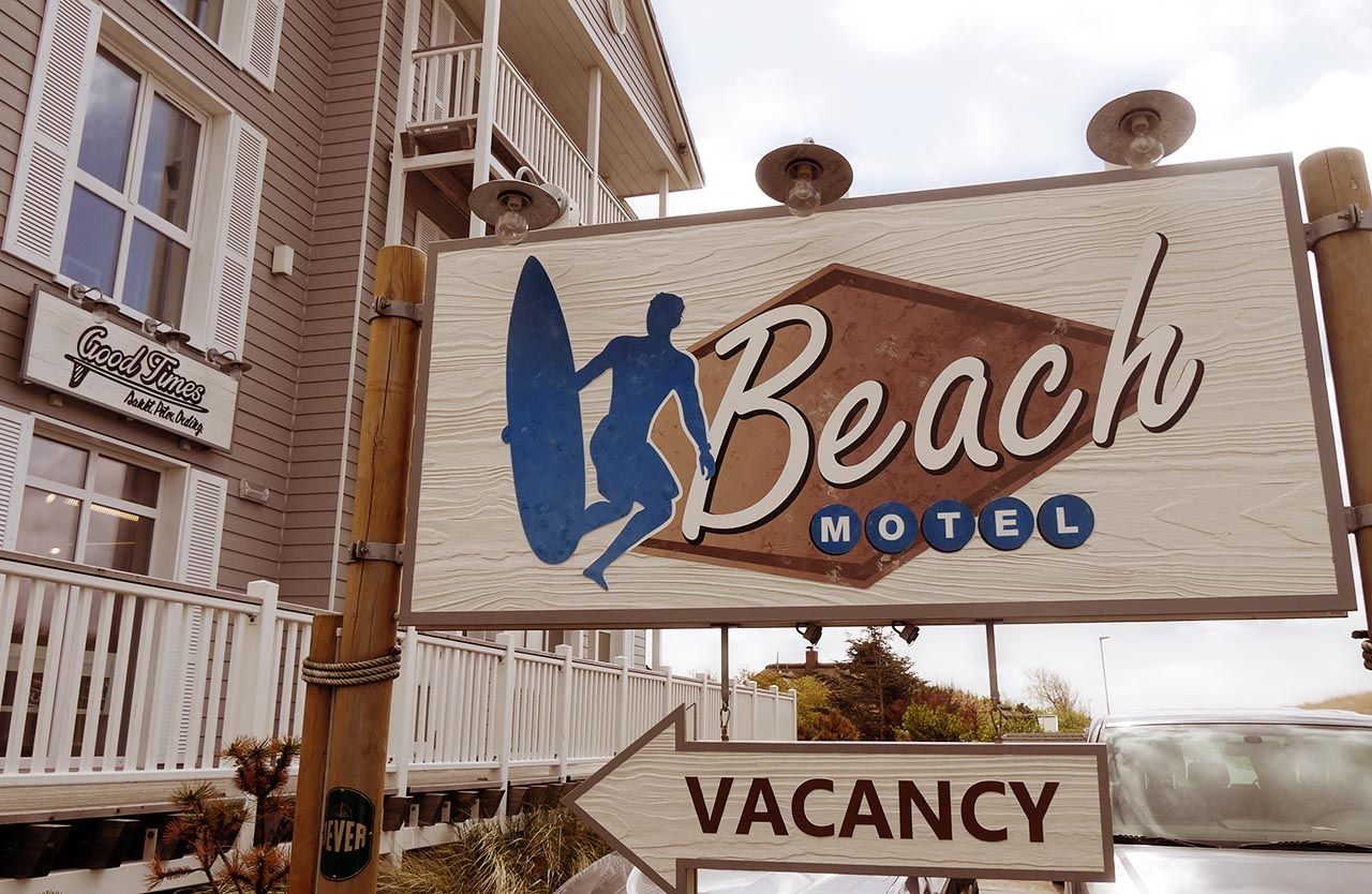 dii ke im beach motel nordtipps. Black Bedroom Furniture Sets. Home Design Ideas